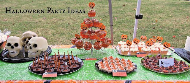 Halloween Party Ideas!