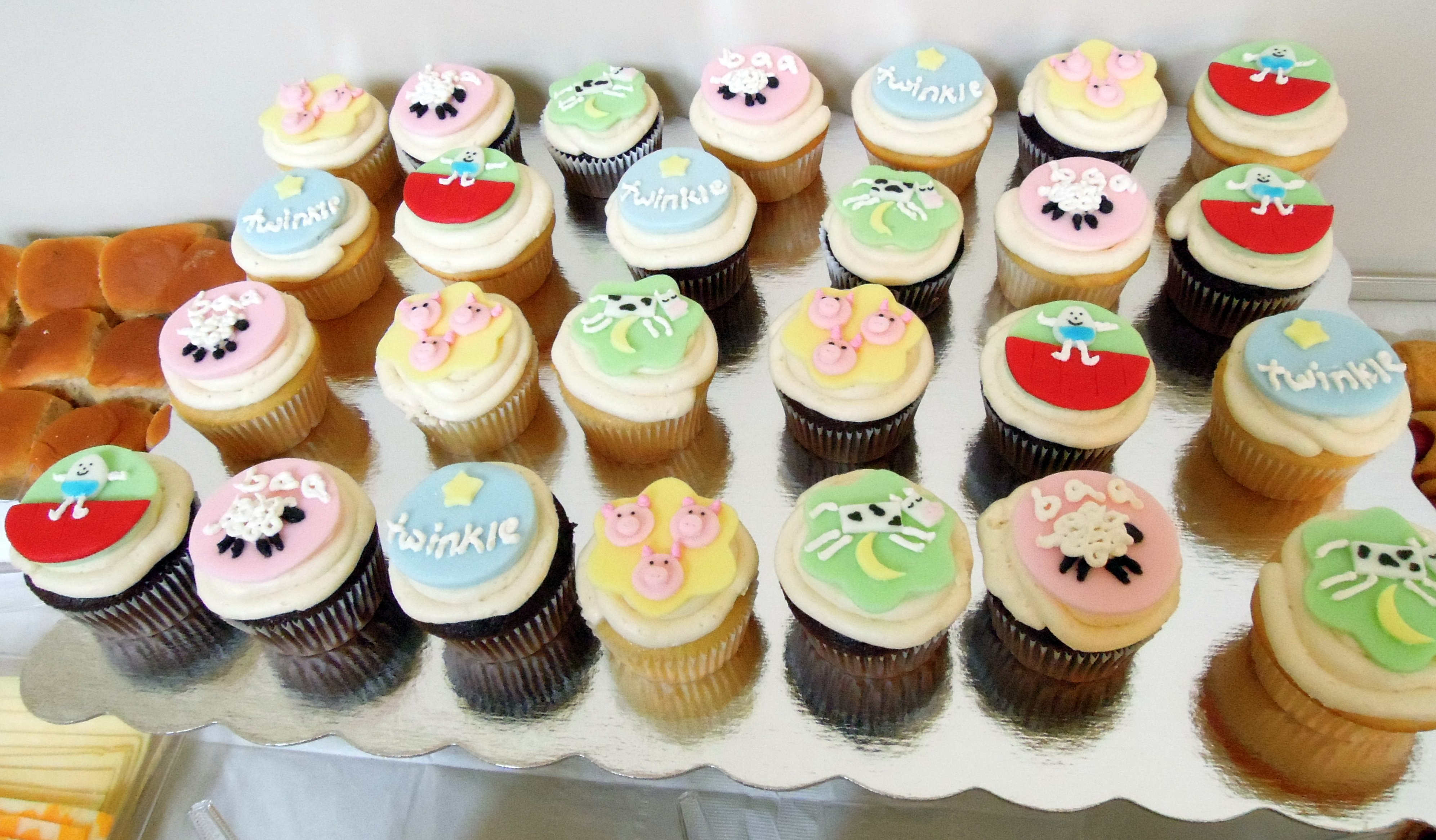 Baby Shower Cupcake Ideas : Baby Shower Cupcake Ideas Easy - Moms and Babies