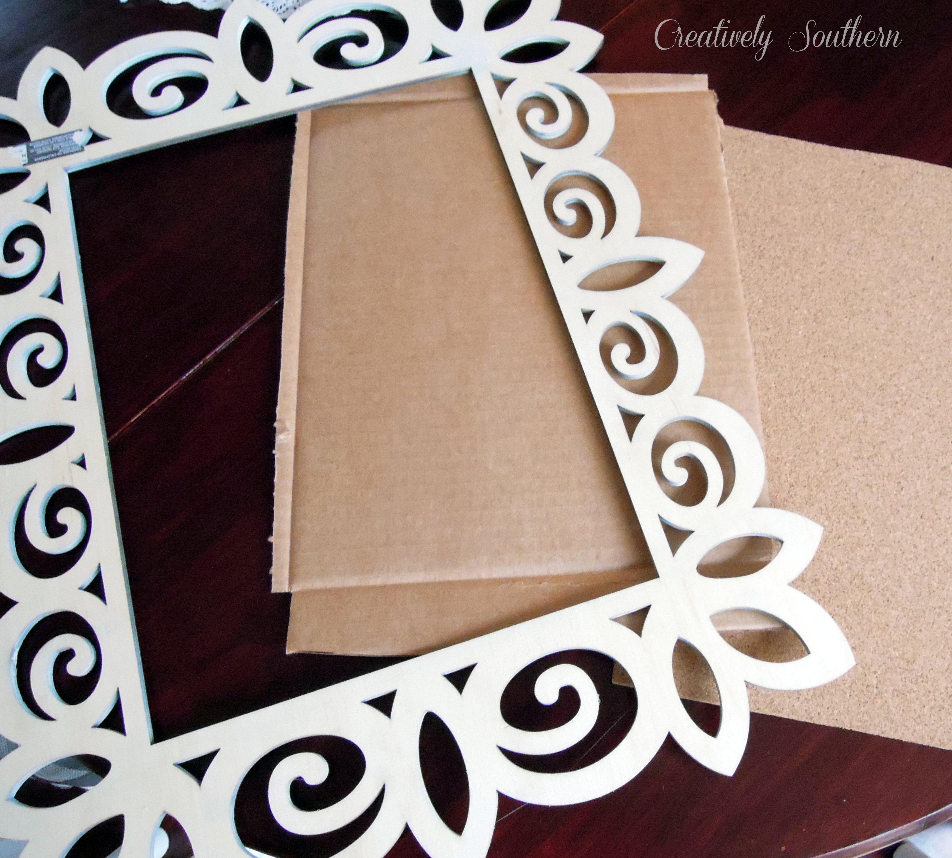 Diy Frames From Cardboard Clublifeglobal