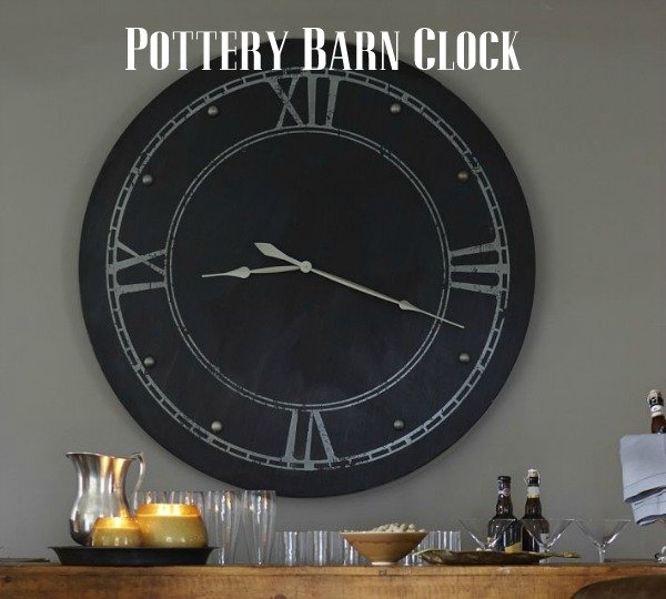 pottery-barn-clock