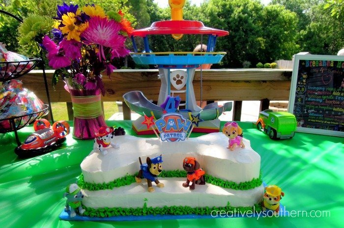 Images Of Paw Patrol Birthday Cake : Paw Patrol Party on Pinterest
