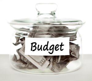 budget planning printable