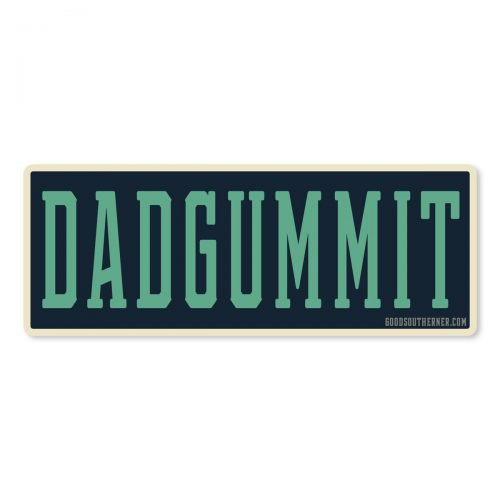 dadgummit-sticker