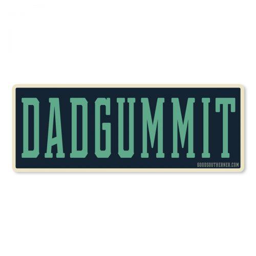 dadgummit-sticker