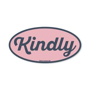 Kindly-Sticker